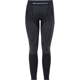 X-Bionic The Trick Leggings de running Femme, black/anthracite